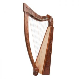 Celtic harp 22 strings by Muzzikkon