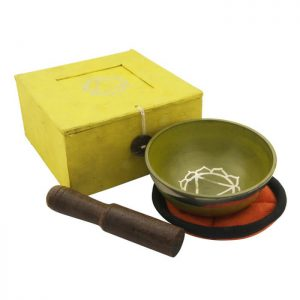 Chakra Singing Bowl Set