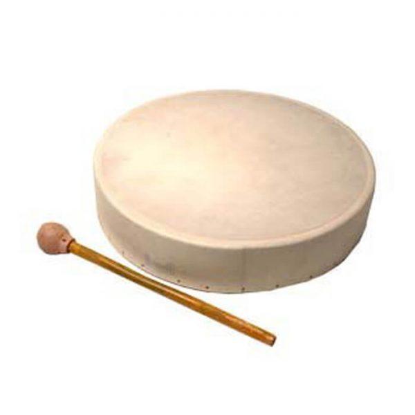 Goatskin Shaman Drum