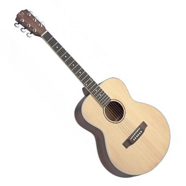 JN Travel Guitar including bag