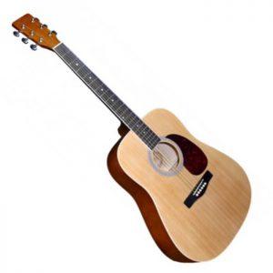 1 Koda Acoustic Guitar Full Size Natural