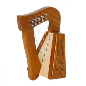 5 string harp by Muzikkon