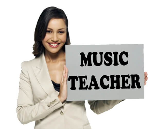music teacher wanted