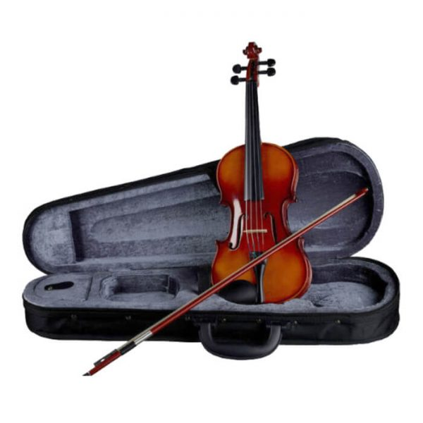 Violin - Stagg, full set, Solid top, Ebony fittings